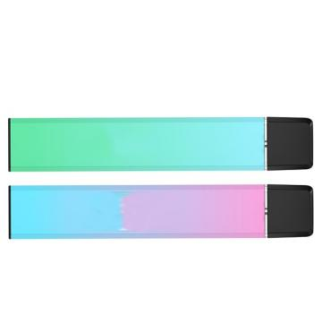 Quizz Disposable Vape Disposable Vaporizer 1500 Puffs Tfn Tobacco Free Nicotine Ice Lush Qds05