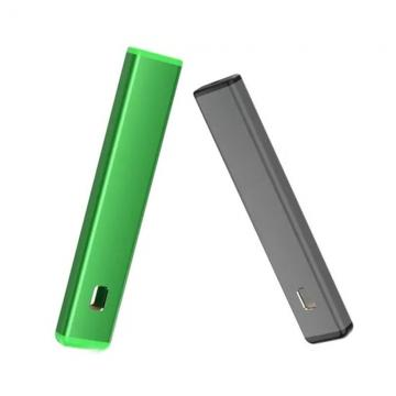The Most Popular Vape Products In USA Rechargeable refillable empty E Cig Vapor Stick Flat Pod Style