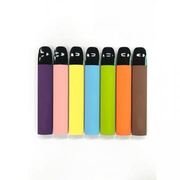 Puff Bar Packaging Disposable Pods System E-Cig OEM Brand Vape Pod
